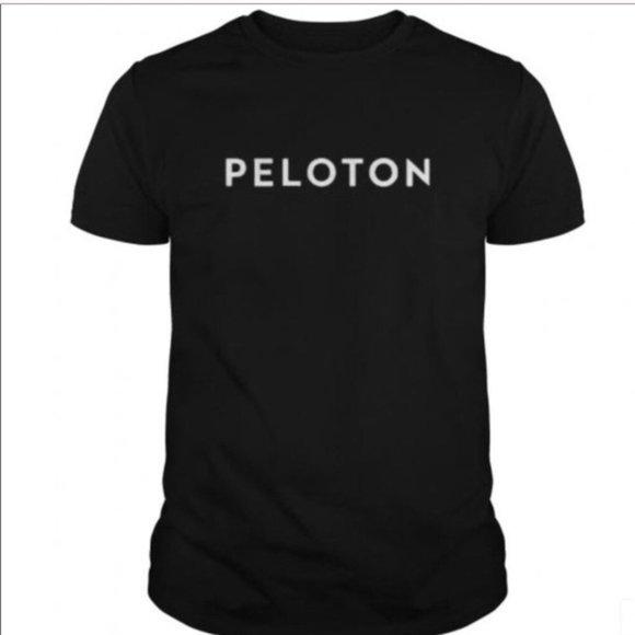 **SOLD Peloton Century 100 Black T Shirt